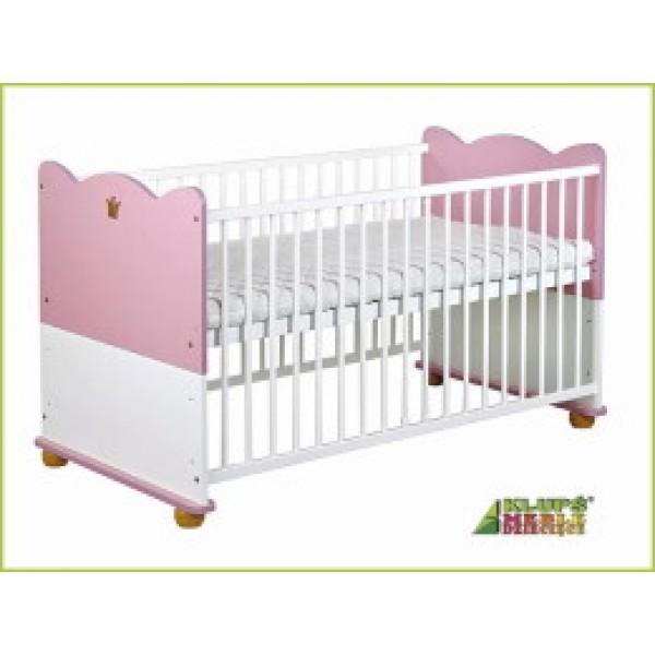 KLUPŠ lovytė-lova Princesė (KSNIEZNICKA)