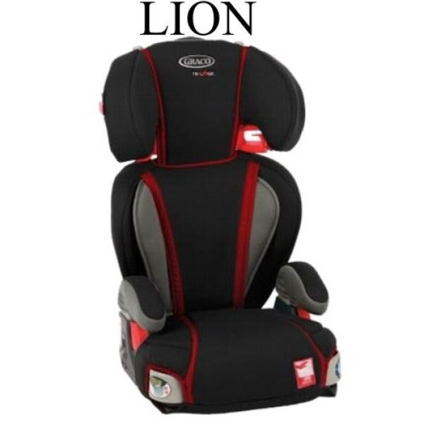 GRACO automobilinė kėdutė LOGICO LX COMFORT lion