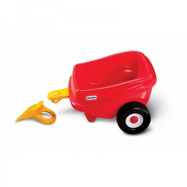 Little Tikes  Cozy Coupe raudonas automobiliukas nuotrauka nr.2