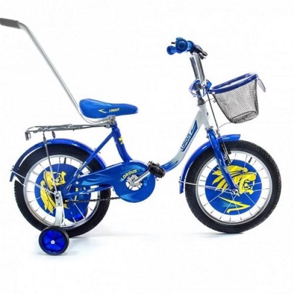 Vaikiškas dviratis Lordus