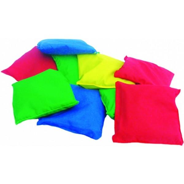 """MEGAFORM fizinio lavinimo priemonė - SPORDAS Pasunkinti maišeliai """"Economy Bean Bags"""" (M502030)"""