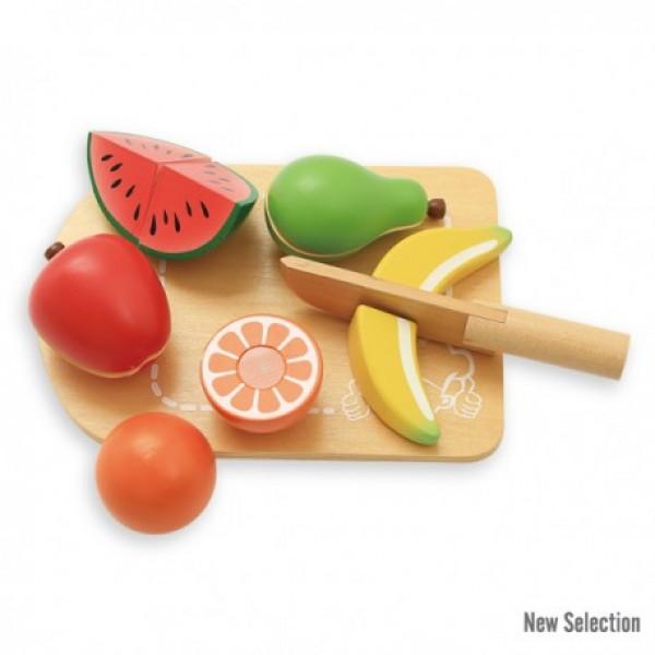Mediniai pjaustomi vaisiai 3 +