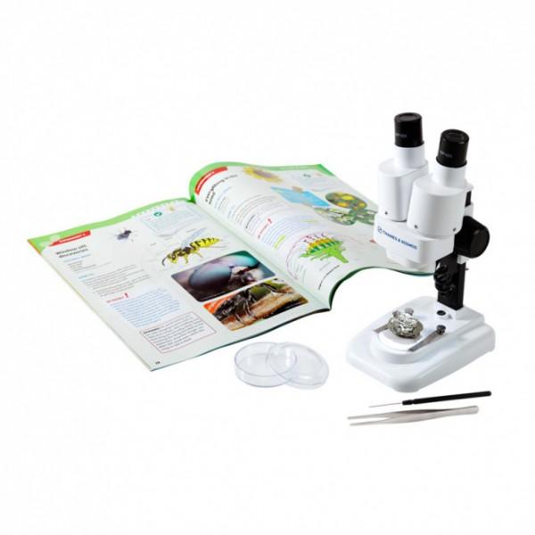 """Thames & Kosmos edukacinė priemonė """"Mano atradimų 3D mikroskopas"""" (510463) nuotrauka nr.3"""