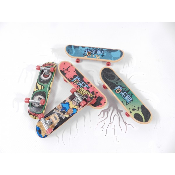 "Fingerboards - mini riedlentės ""Fingertips Dance Miniskateboards"" 5 vnt"
