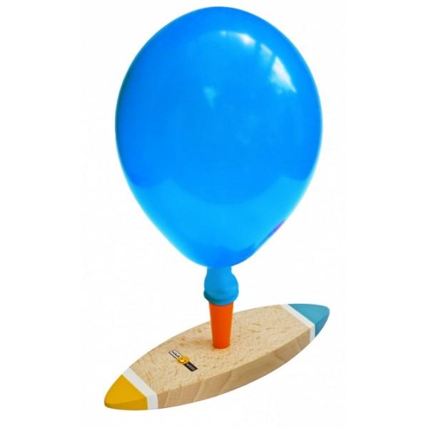 Naseweiss priemonė - Laivelis su oro balionu (409120)