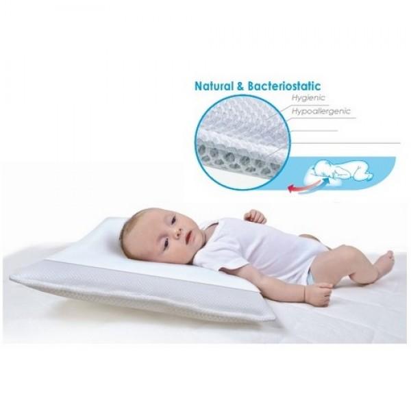 Babymatex Pagalvė kūdikiams AERO 3D 57x37cm