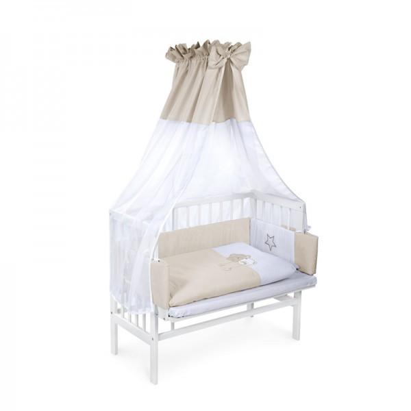 KLUPŠ Patalynė kūdikio lovytei Piccolo Meškiuko sapnai H185