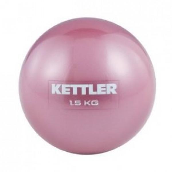 Svorinis kamuolys KETTLER 1,5 kg.