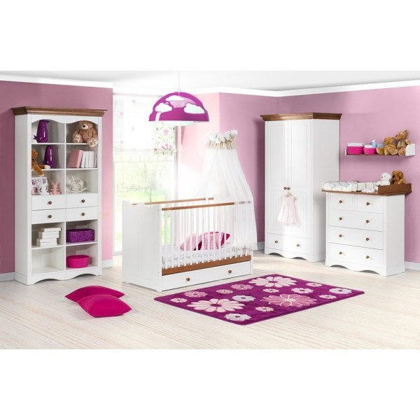 Princesė paauglio ir vaiko baldų komplektas