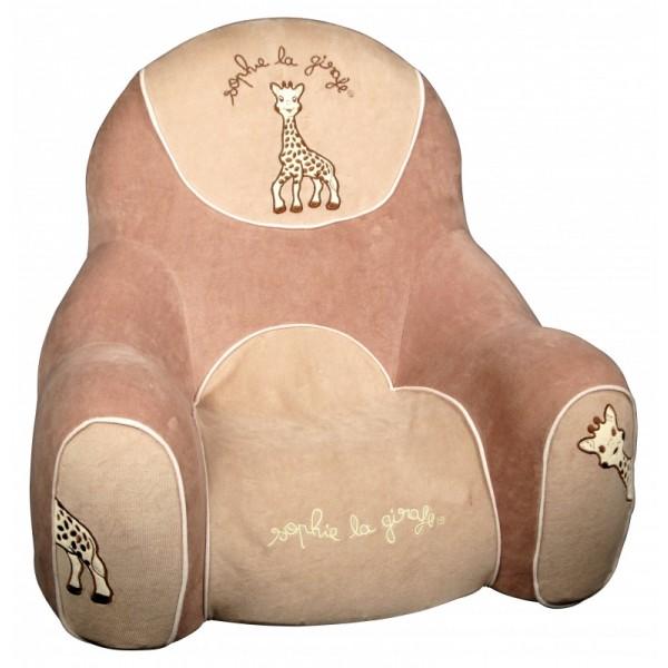 Vaikiškas fotelis Renolux S'Teddy Sophie la Girafe