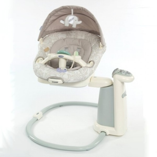 GRACO sūpynės SWEETPEACE NEWBORN SOOTHING CENTER