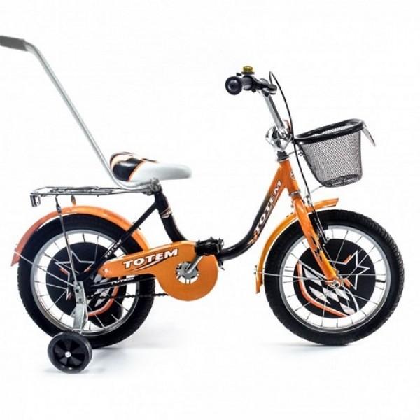 """Vaikiškas dviratis Totem 12""""-16"""""""