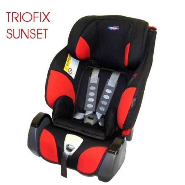 KLIPPAN automobilinė kėdutė 9-36 kg Triofix sunset