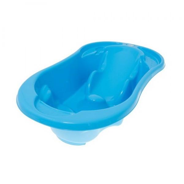 TEGA ergonominė išformuota vonelė Komfort su vandens termometru
