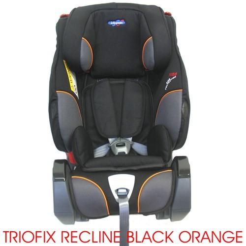 KLIPPAN automobilinė kėdutė 9-36 kg Triofix recline