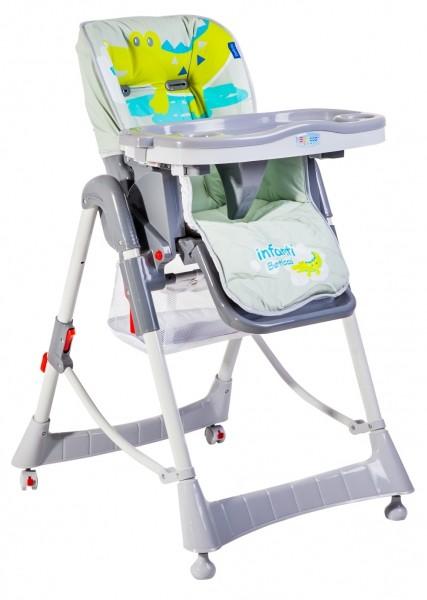 Beticco Infanti maitinimo kėdutė su medvilniniu įdėklu