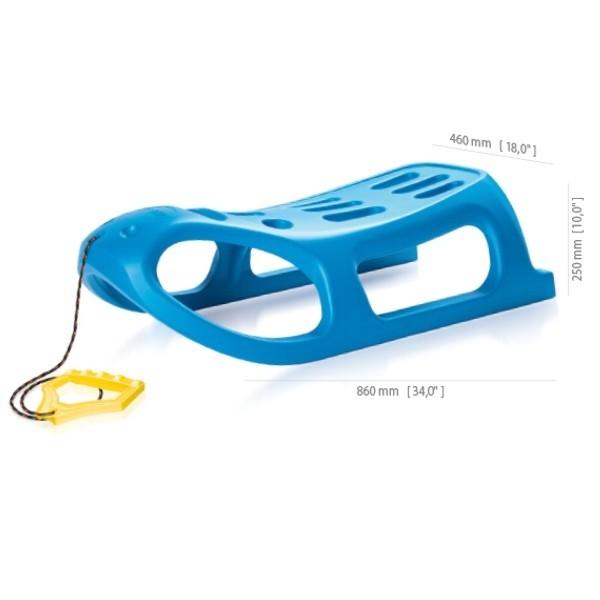 Prosperplast plastikinės rogutės Jūrų liūtas