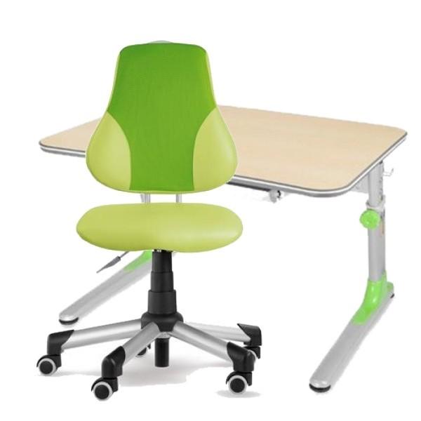 Reguliuojamo aukščio stalas Profi Junior su ergonomine kėde