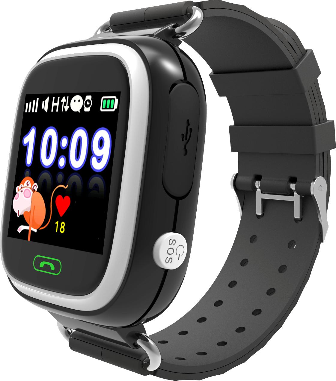 Vaikiškas išmanusis GPS laikrodis Gudrutis R9