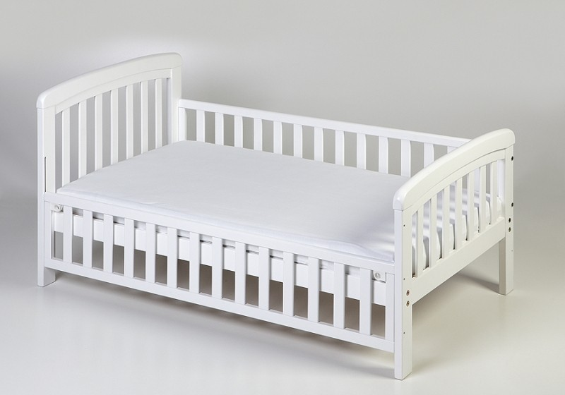 TROLL Nicole paaugusio vaiko lova su nuleidžiamu šonu
