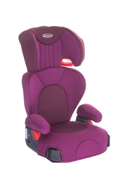 GRACO automobilinė kėdutė LOGICO LX COMFORT  peacoat