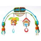 TINY LOVE TL140370 muzikinis lankelis su žaisliukais nuotrauka nr.1