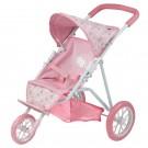 TOMY 1423480 BABY ANNABELL triratis sportinis vežimėlis lėlėms nuotrauka nr.1