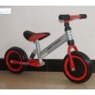 ALEXIS UR-ET-P02 balansinis dviratukas 10`` SILVER/RED nuotrauka nr.2