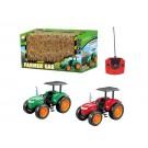 ASKATO 01439 žaislinis traktorius valdomas radijo bangomis nuotrauka nr.1