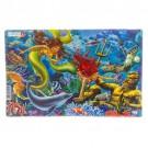 Larsen dėlionė (puzzle) Undinėlės ir delfinas Midi