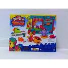 M&Z 42564 Play-Doh Parduotuvė su žvėreliais B3418 nuotrauka nr.1