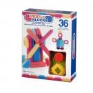 Bristle Block konstruktorius Basic Builder 36det dėžeje