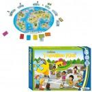 """Beleduc stalo žaidimas """"Vienas pasaulis"""" Vaikų kelionė (22703)"""