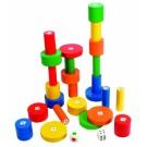 Beleduc lavinamoji priemonė - žaidimas Torreta XXL (25512)
