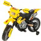 Elektromobilis motokroso motociklas 6V