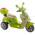 Elektromobilis Žaliasis mopedas 6V
