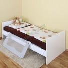 REER lovos apsauga ByMySide bed rail, 100cm