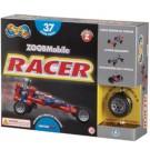 ZOOB Konstruktorius ZOOB MOBILE RACER 37d + 4 ratai
