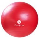 Sveltus Gimnastikos kamuolys GYMBALL 65cm red+pakuotė
