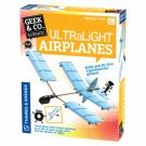 """Thames & Kosmos lavinamoji priemonė - konstruktorius """"Ultra lengvi lėktuvai"""" (550014)"""