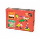 Plus Plus konstruktorius Mini Neon 220 3in1