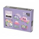 Plus Plus konstruktorius Mini Pastel 220 3in1