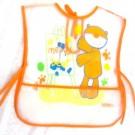 Lengvai valomas seilinukas-prijuostė ikimokyklinio amžiaus vaikams