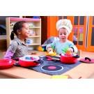 """Beleduc lavinamoji priemonė - medžiaginis rinkinys žaidimui rolėmis """"Vaikai gamina maistą"""" (63001)"""