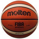 Molten Krepšinio kamuolys Competition BGG7X-X FIBA sint. oda