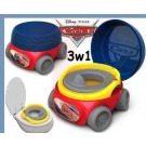TOMY 3 in 1  naktipuodis  CARS Y9943