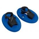 Beco Aqua fitneso įrankiai AQUA TWIN 9658 L 42-46 blue
