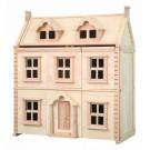 PlanToys lavinimo priemonė - Viktorijos laikų lėlių namelis (PT7124)