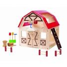PlanToys lavinimo priemonė - medinė Daržinė (PT7147)