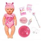 Baby Born interaktyvioji lėlė  43 cm